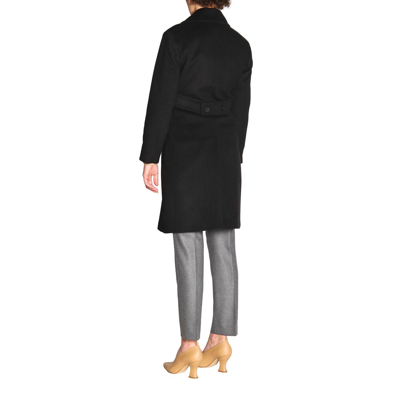 Coat Palto': Coat women Palto' black 2