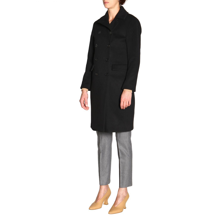 Coat Palto': Coat women Palto' black 3
