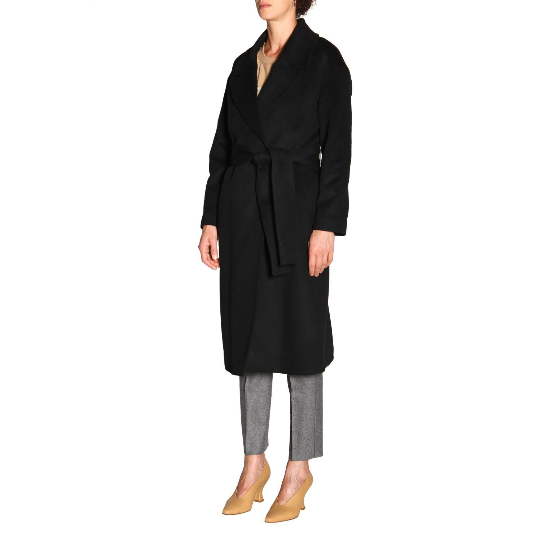 Пальто Женское Palto' черный 3