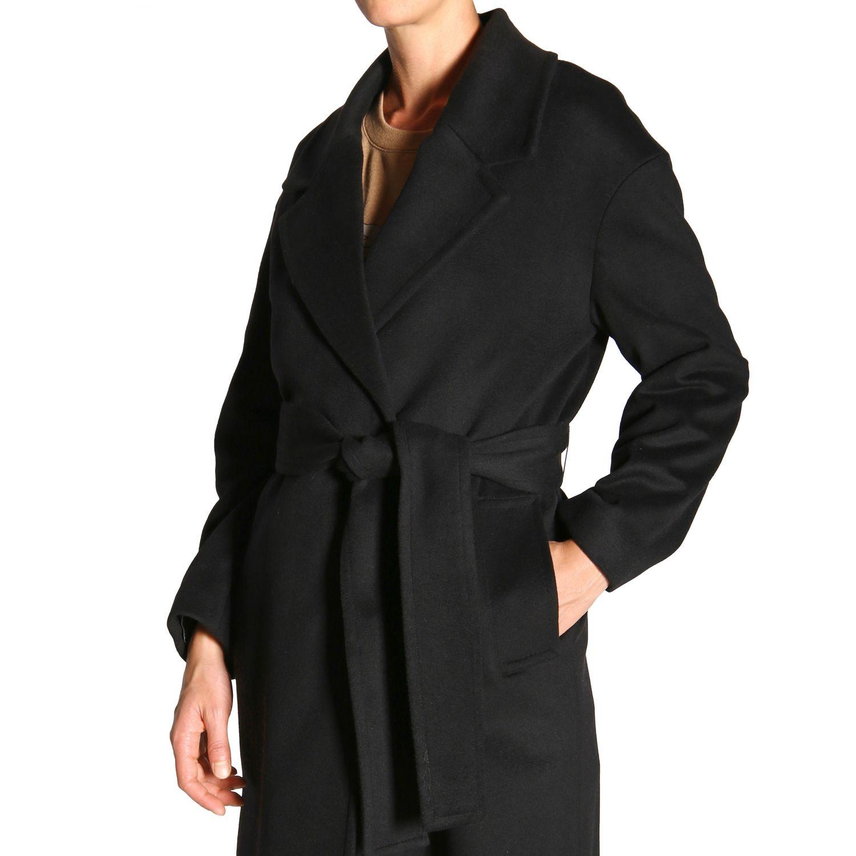 Пальто Женское Palto' черный 4