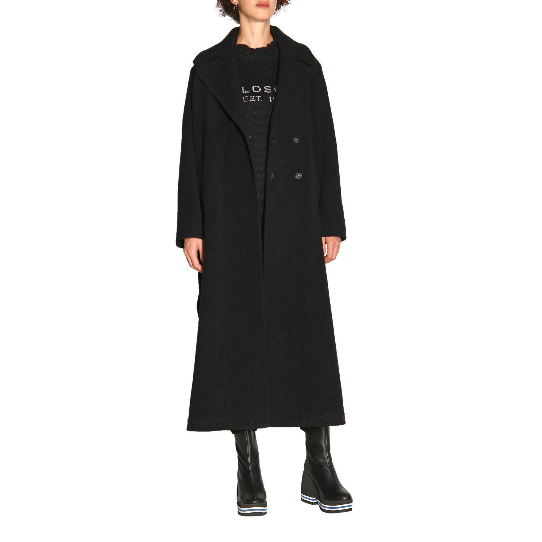 Пальто Palto': Пальто Женское Palto' черный 2