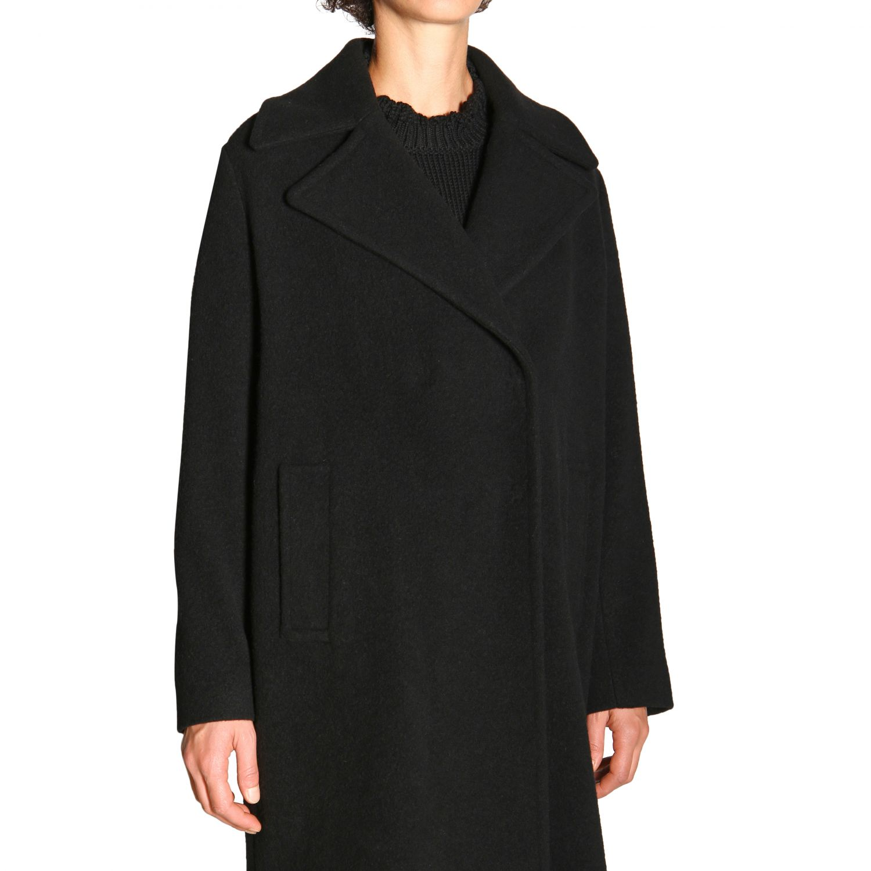 Пальто Palto': Пальто Женское Palto' черный 5