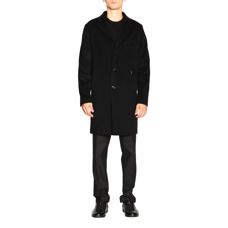 Пальто Palto': Пальто Мужское Palto' черный 1