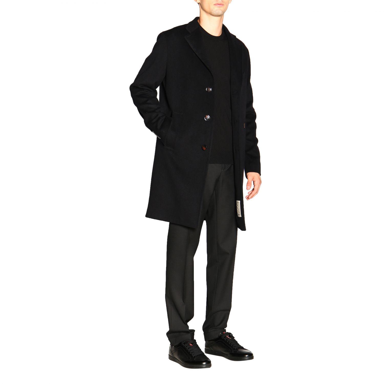 Пальто Palto': Пальто Мужское Palto' черный 2