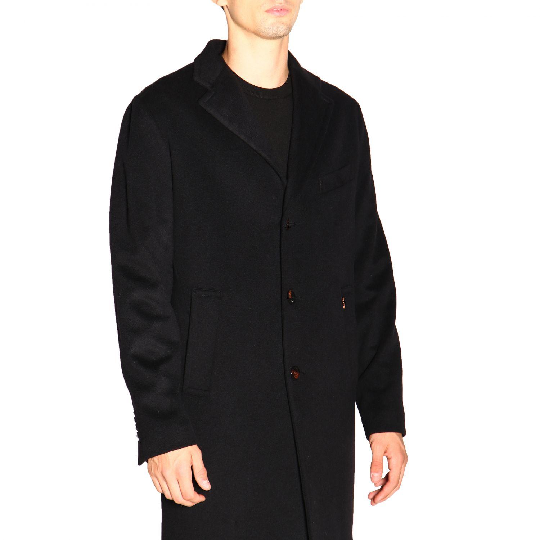 Пальто Palto': Пальто Мужское Palto' черный 5