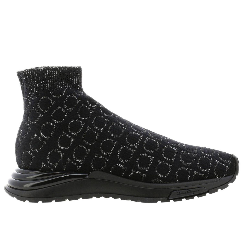 Shoes women Salvatore Ferragamo black 1