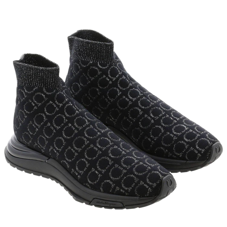 Shoes women Salvatore Ferragamo black 2