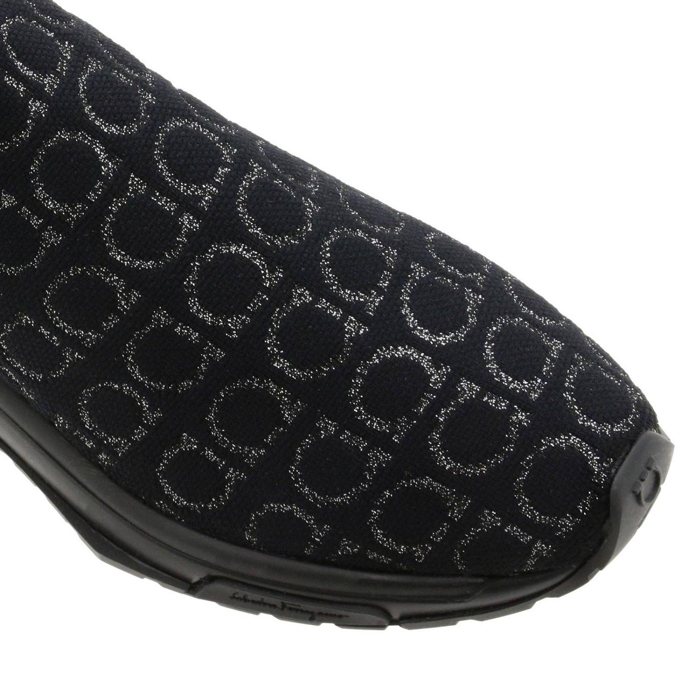 Shoes women Salvatore Ferragamo black 4