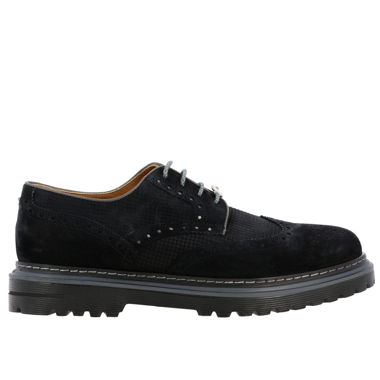 Shoes men Brimarts navy 1
