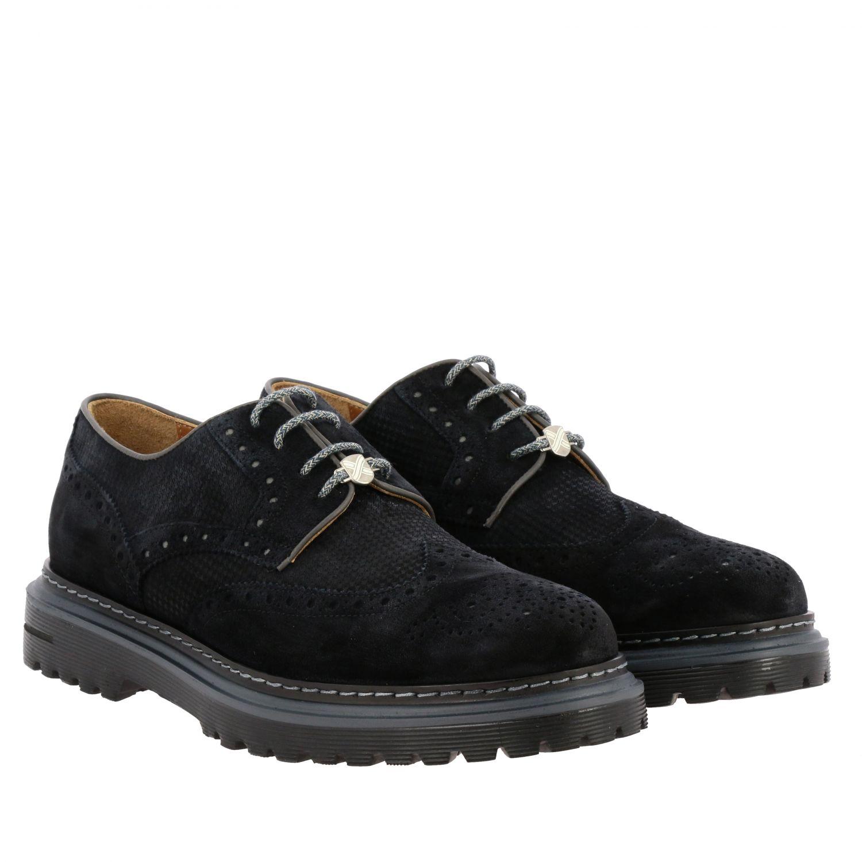 Shoes men Brimarts navy 2