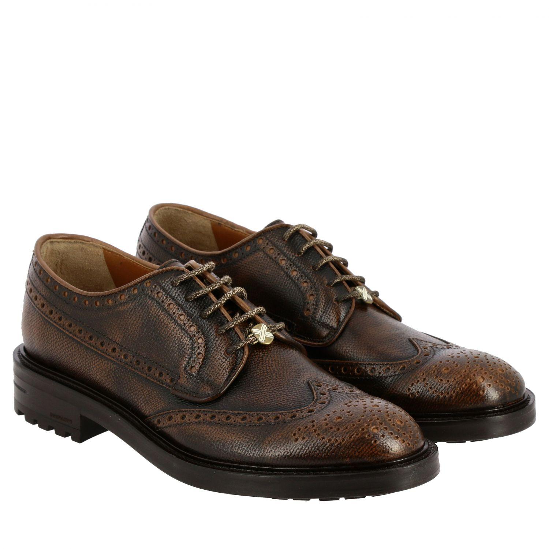Shoes men Brimarts dark 2