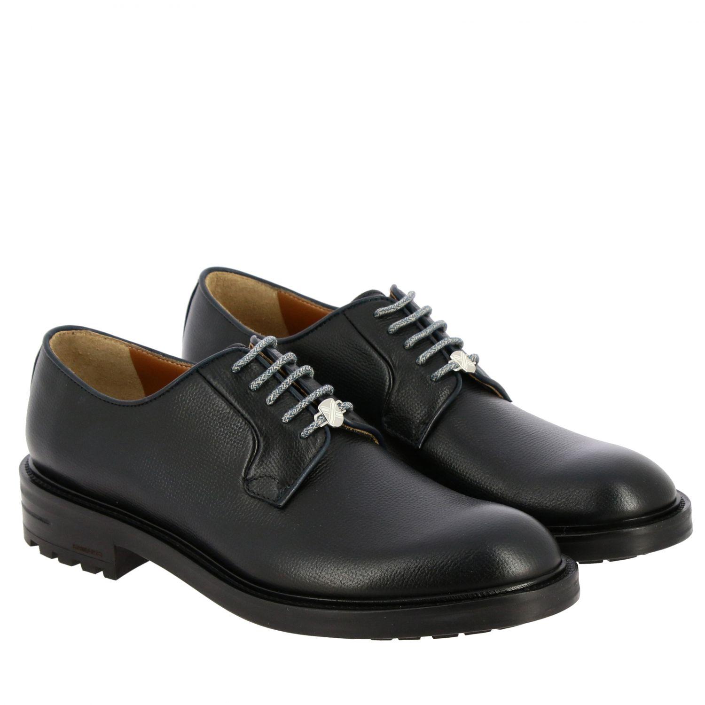 Shoes men Brimarts blue 2