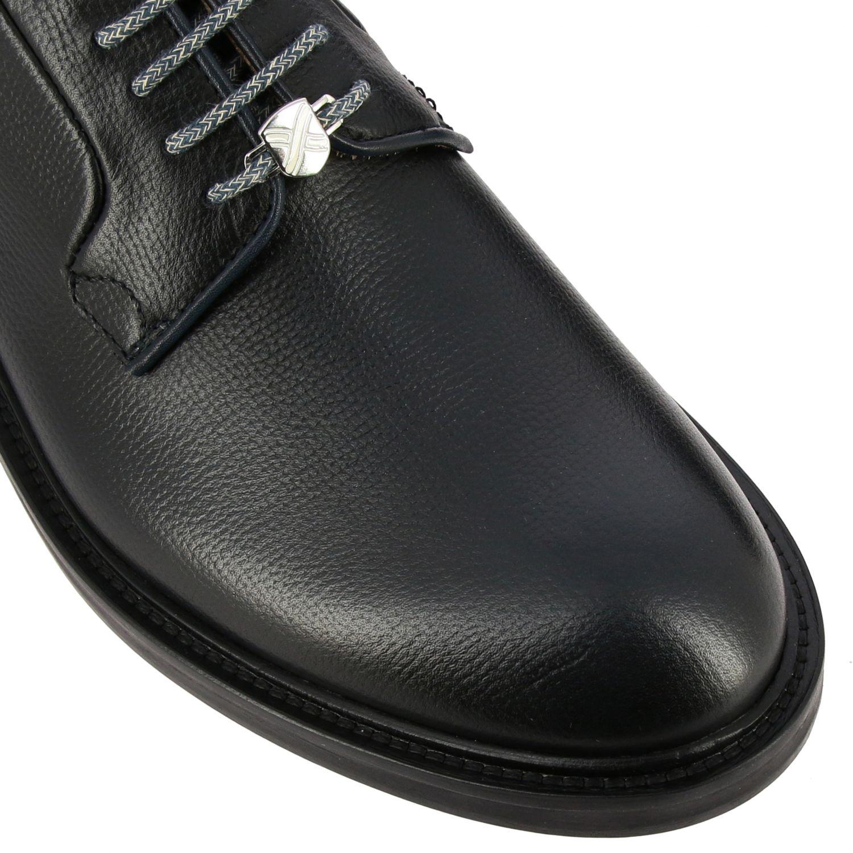 Shoes men Brimarts blue 4