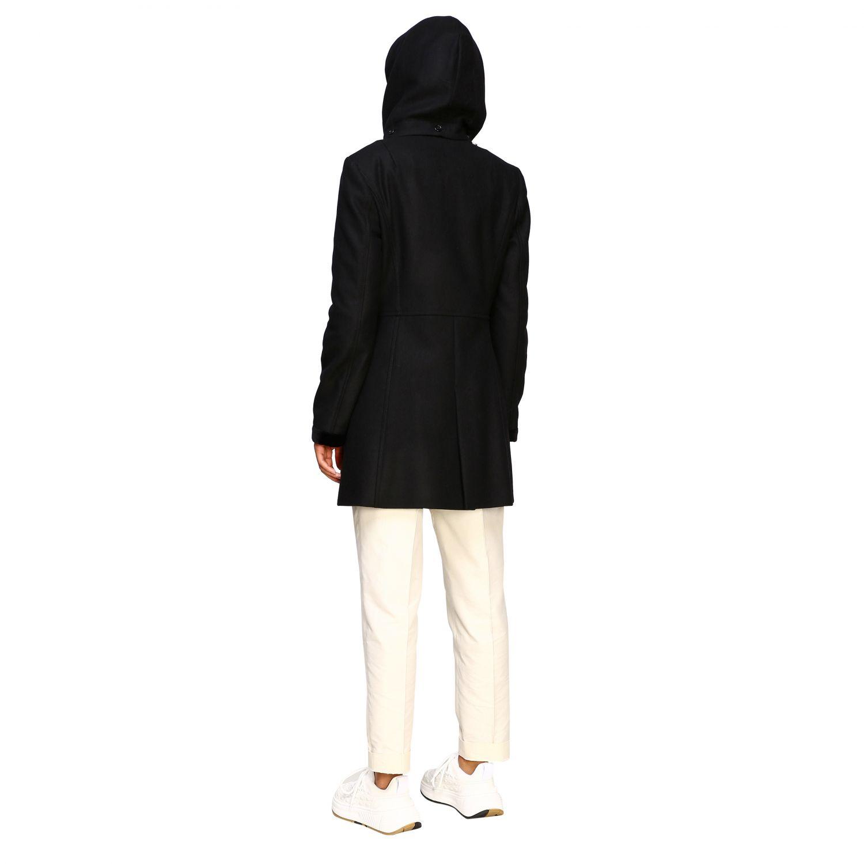 Coat Fay: Coat women Fay black 3