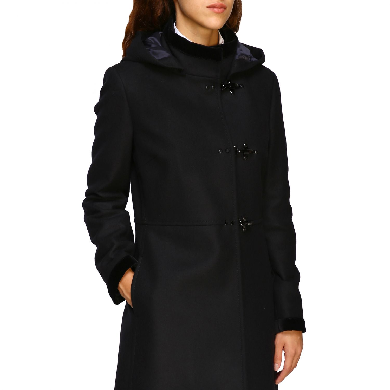 Coat Fay: Coat women Fay black 5