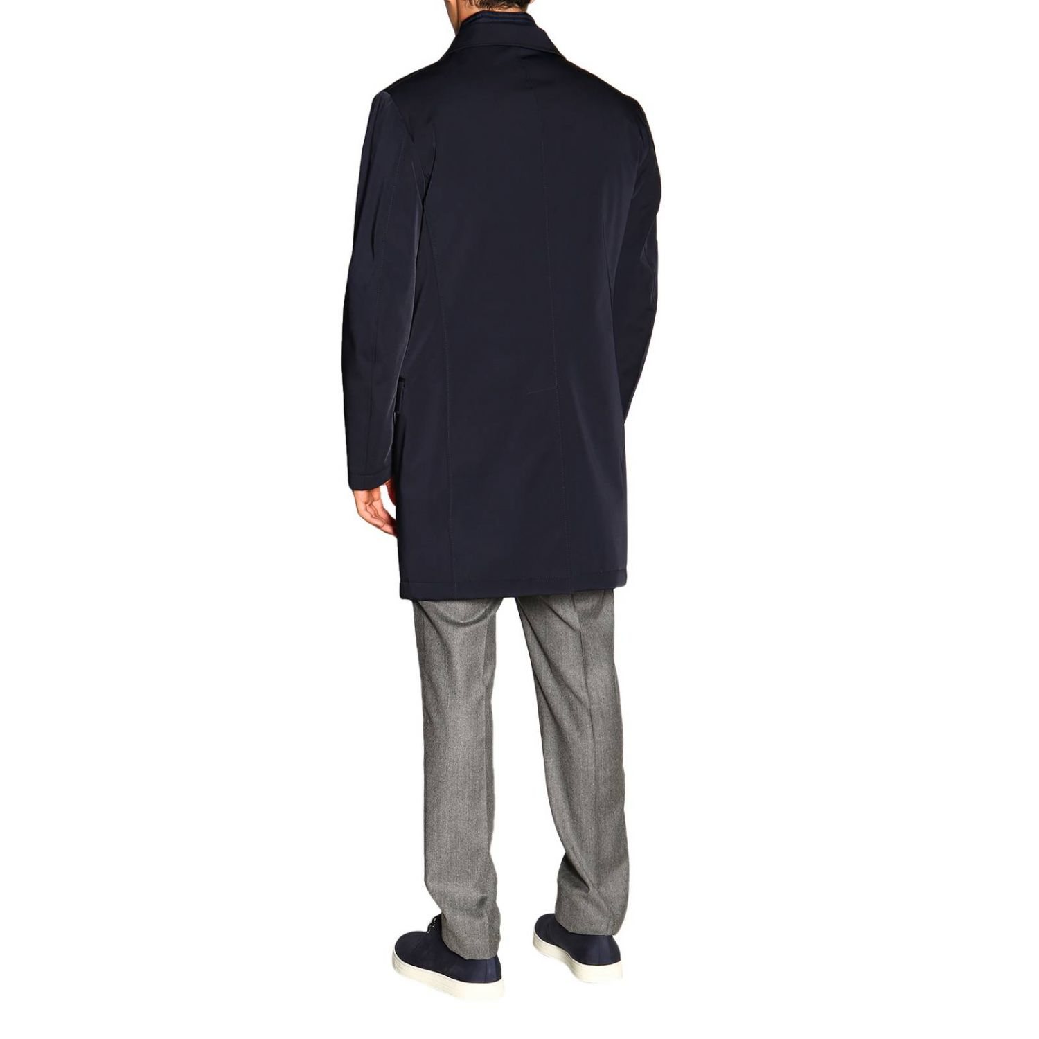 Jacket men Fay blue 3