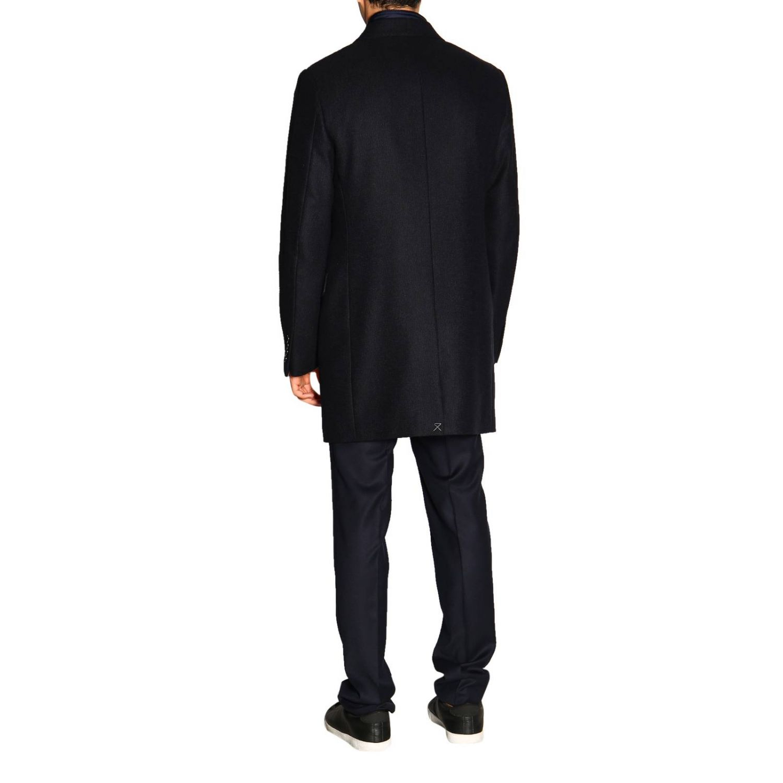 Coat men Fay blue 3