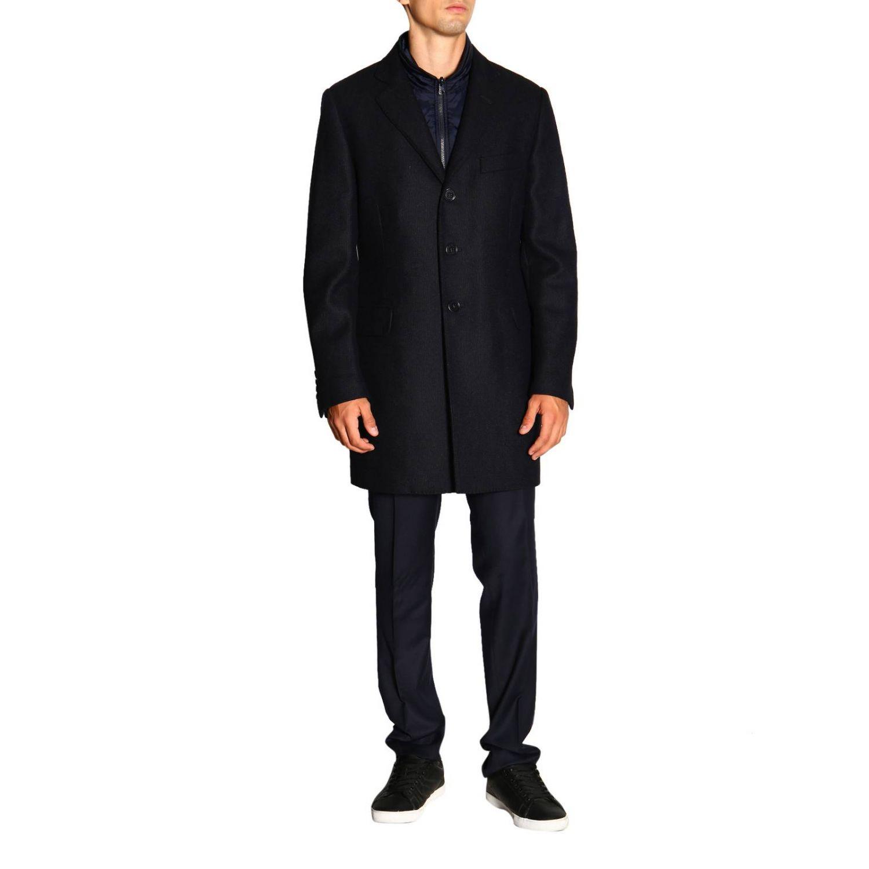 Coat men Fay blue 4