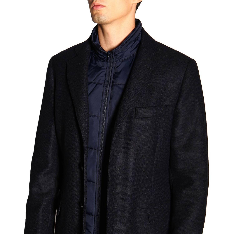 Coat men Fay blue 5