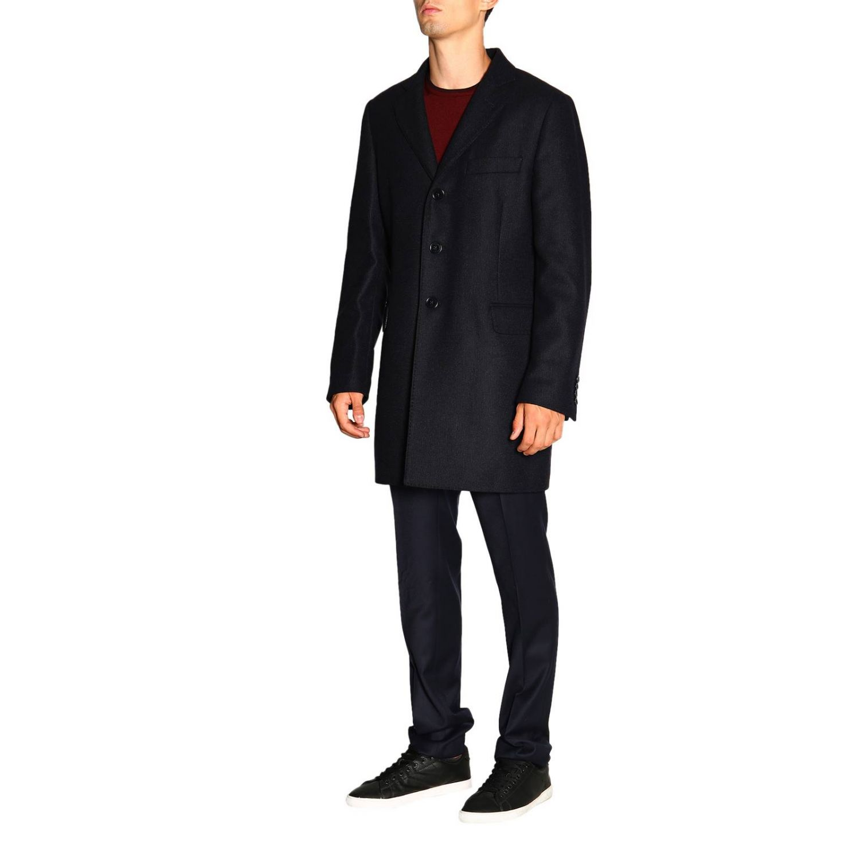Coat men Fay blue 6