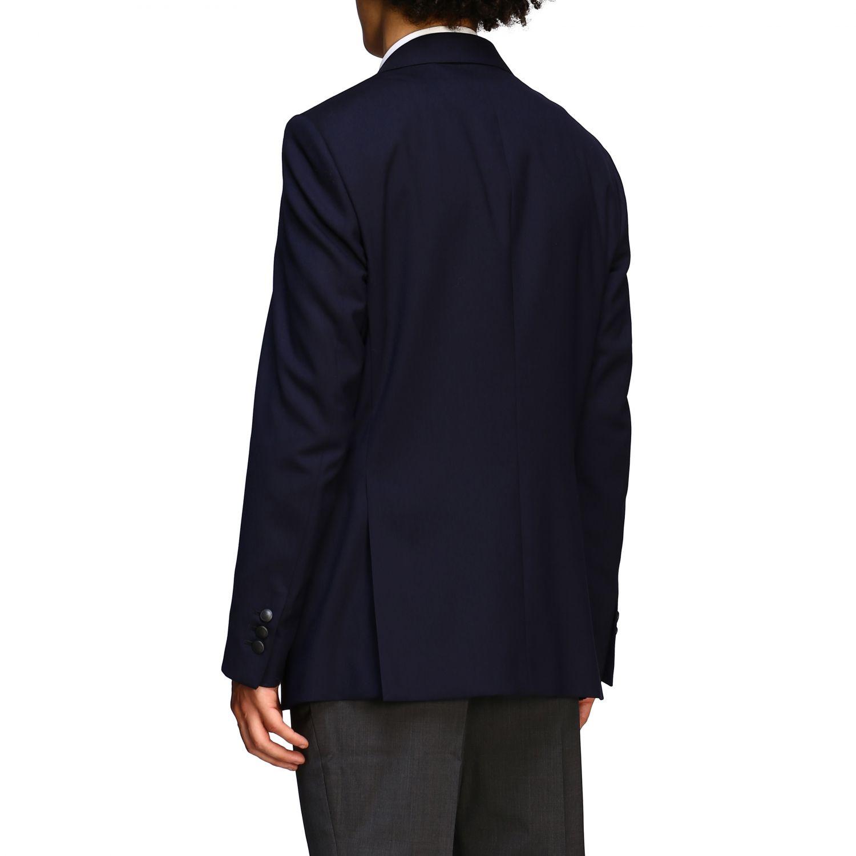 西服外套 男士 Fay 蓝色 3