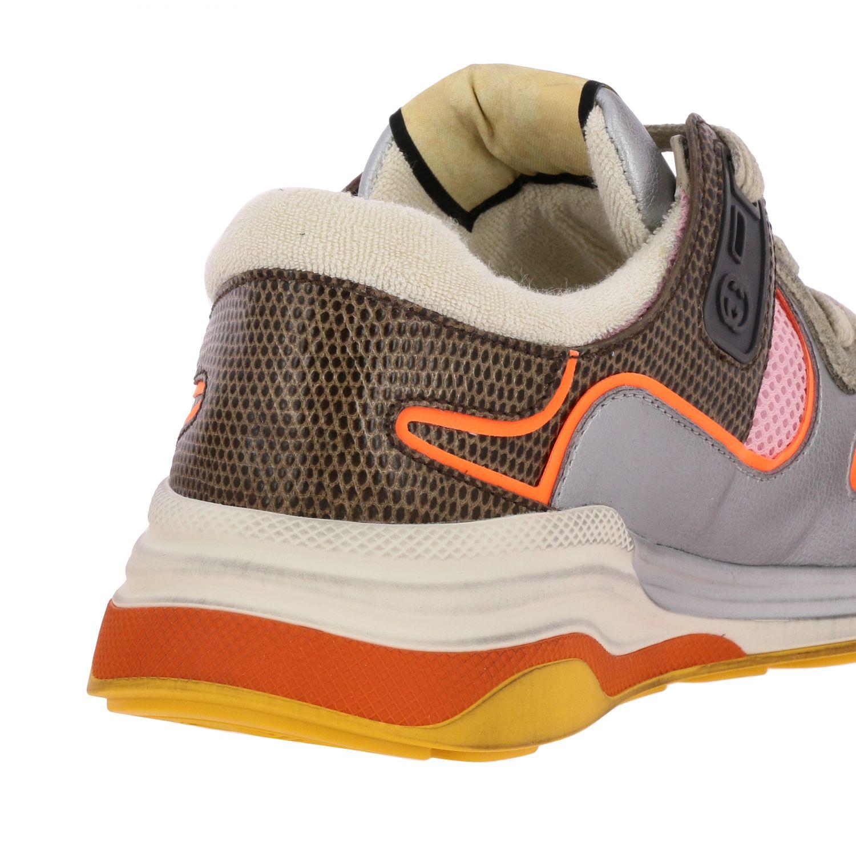 Shoes women Gucci orange 5