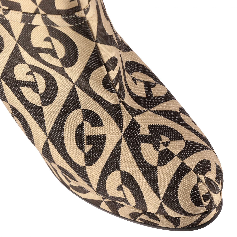 Shoes women Gucci beige 3