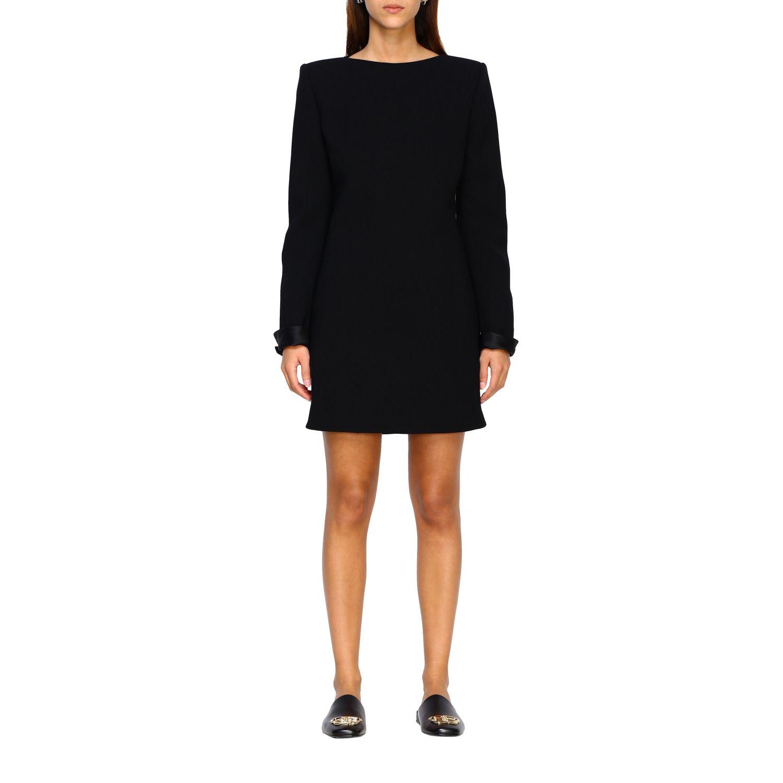 Платье Женское Saint Laurent черный 1