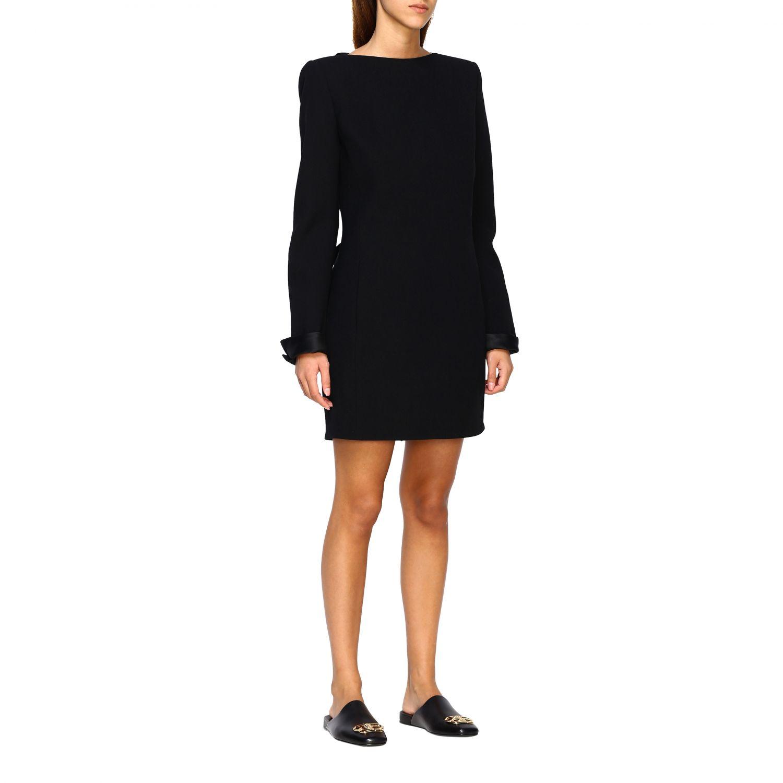Платье Женское Saint Laurent черный 2