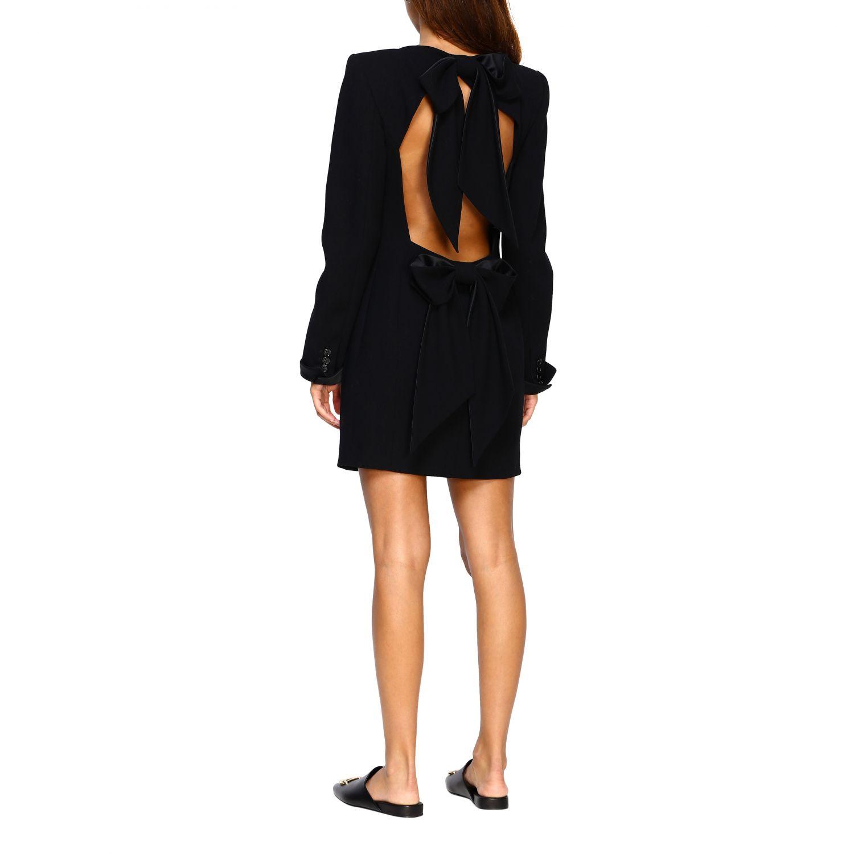 Платье Женское Saint Laurent черный 3