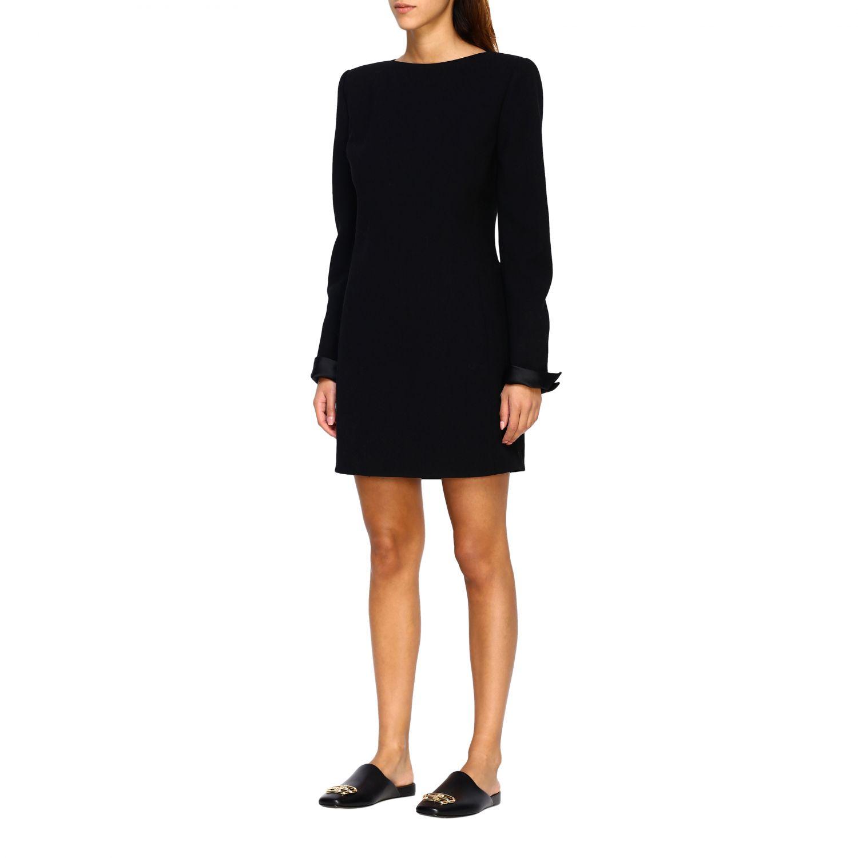 Платье Женское Saint Laurent черный 4