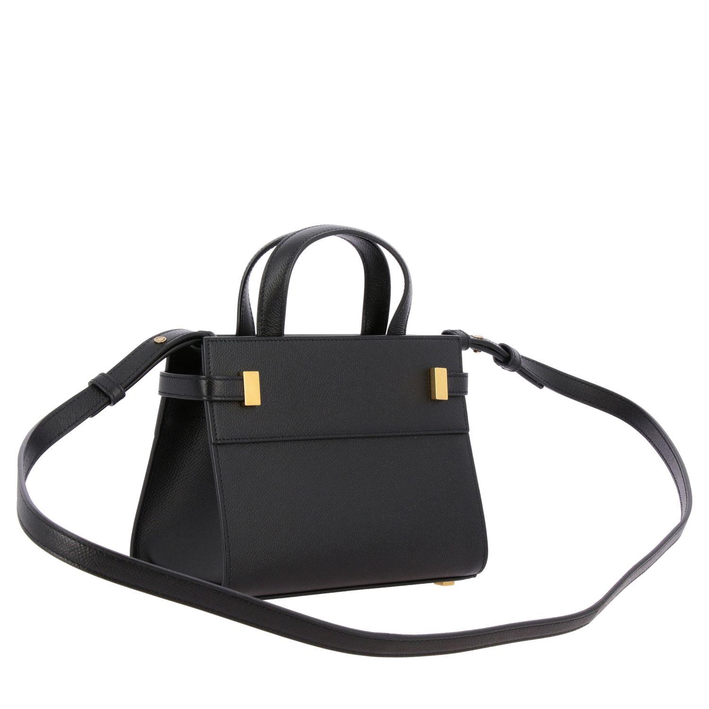 Shoulder bag women Saint Laurent black 3