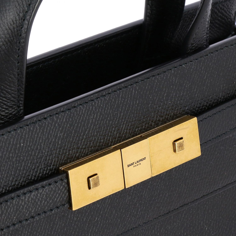 Shoulder bag women Saint Laurent black 4
