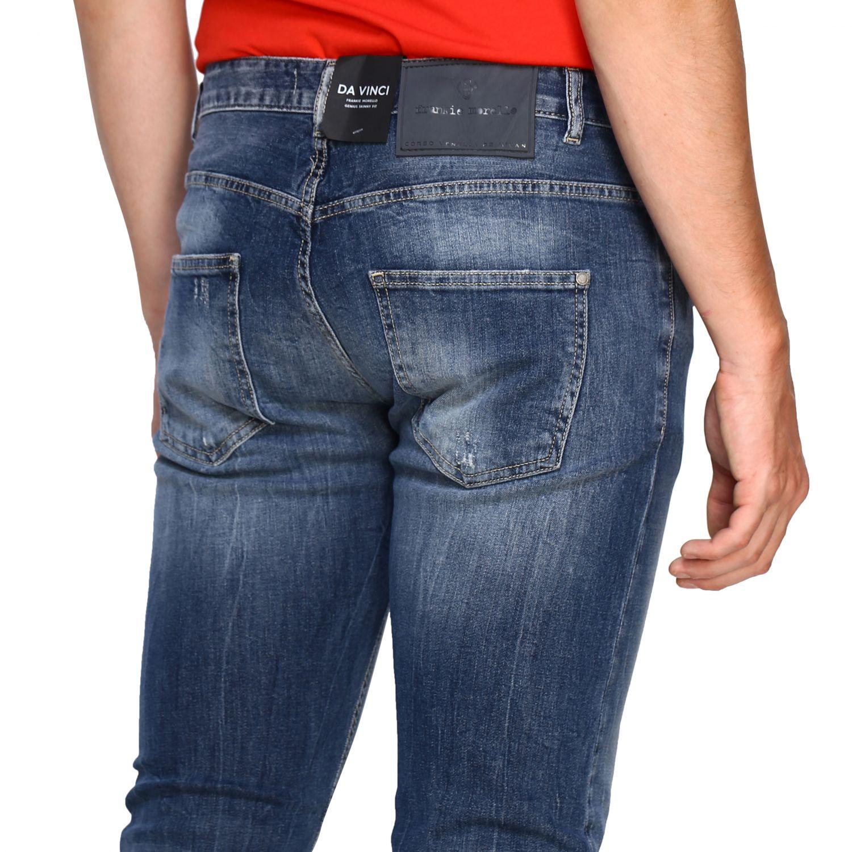 Jeans Frankie Morello: Jeans homme Frankie Morello denim 5