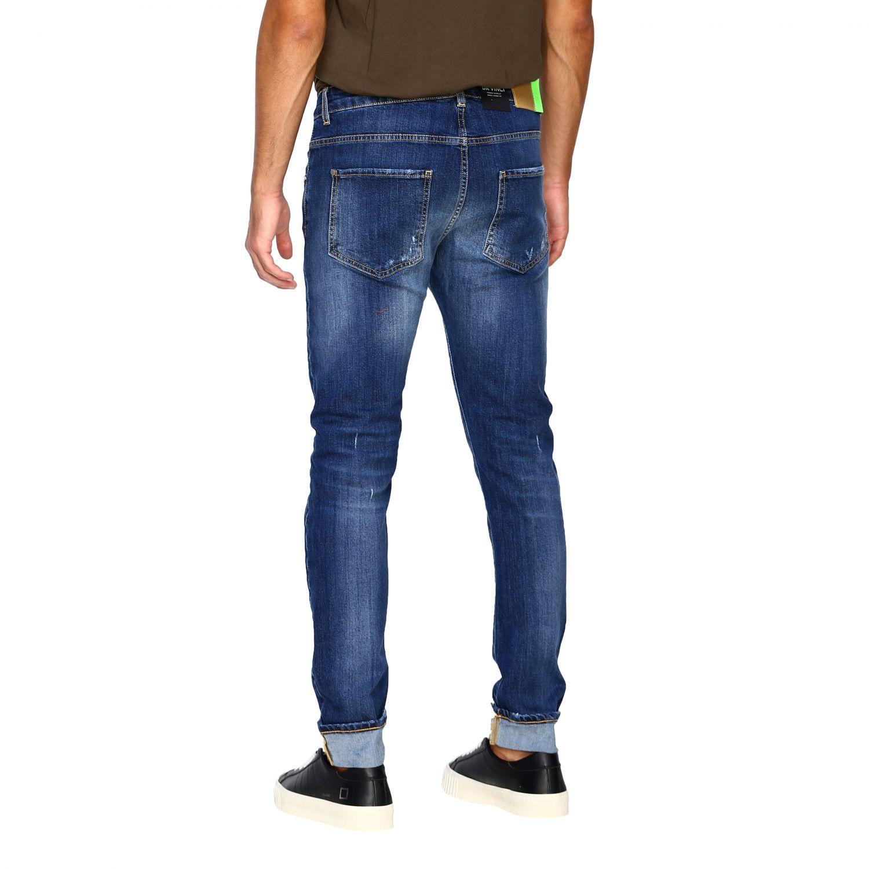 Jeans homme Frankie Morello denim 3