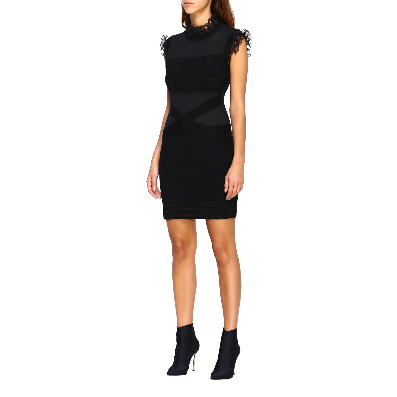 Robes femme Frankie Morello noir 3