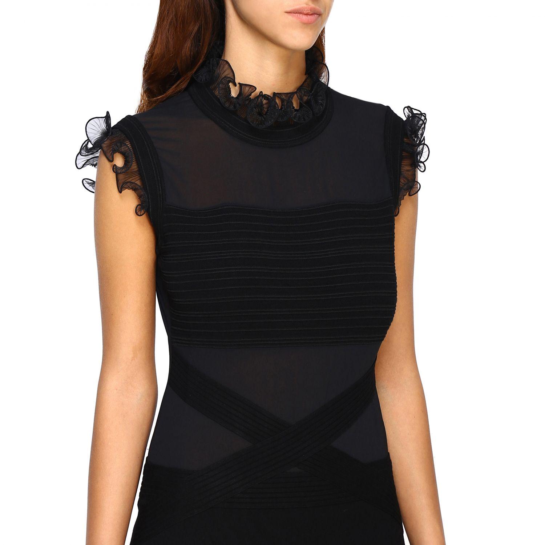Robes femme Frankie Morello noir 4