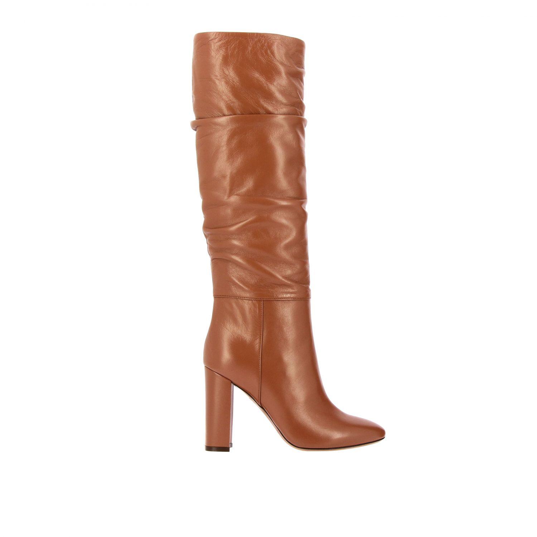 靴子 L'autre Chose: 鞋 女士 L'autre Chose 黄棕色 1