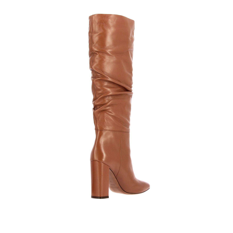 靴子 L'autre Chose: 鞋 女士 L'autre Chose 黄棕色 4