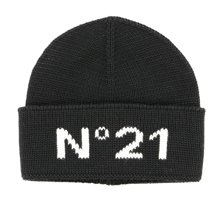 帽子 儿童 N° 21 黑色 1
