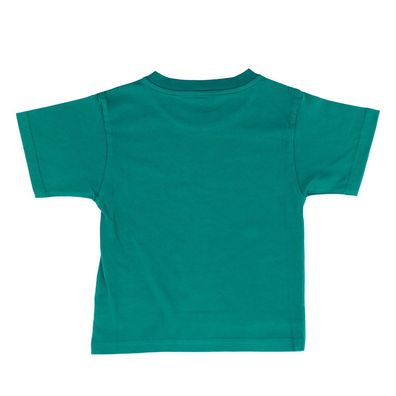 T恤 Balenciaga: Balenciaga logo印花T恤 绿色 2