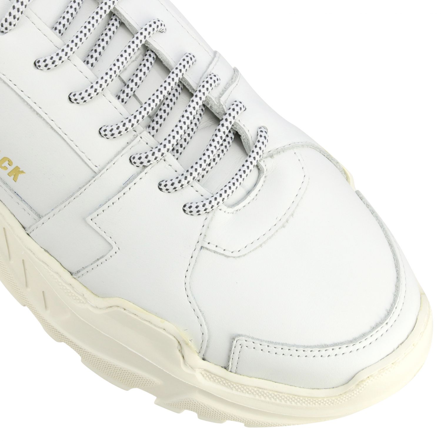Baskets Hide & Jack: Chaussures homme Hide & Jack blanc 4