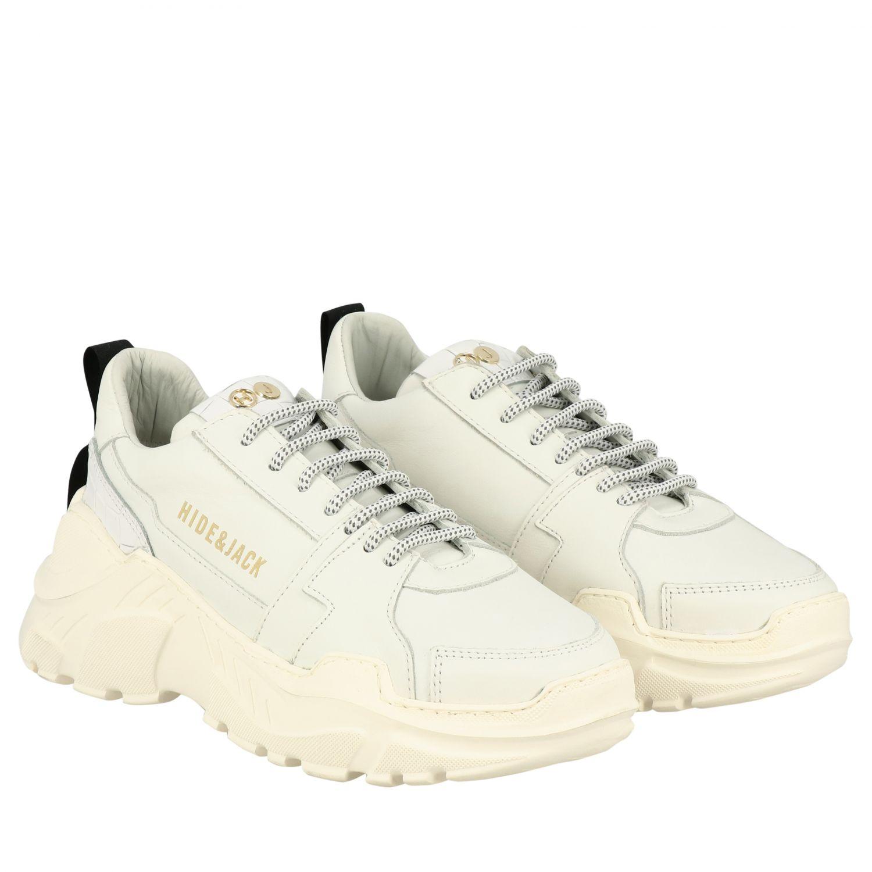 Обувь Женское Hide & Jack белый 2