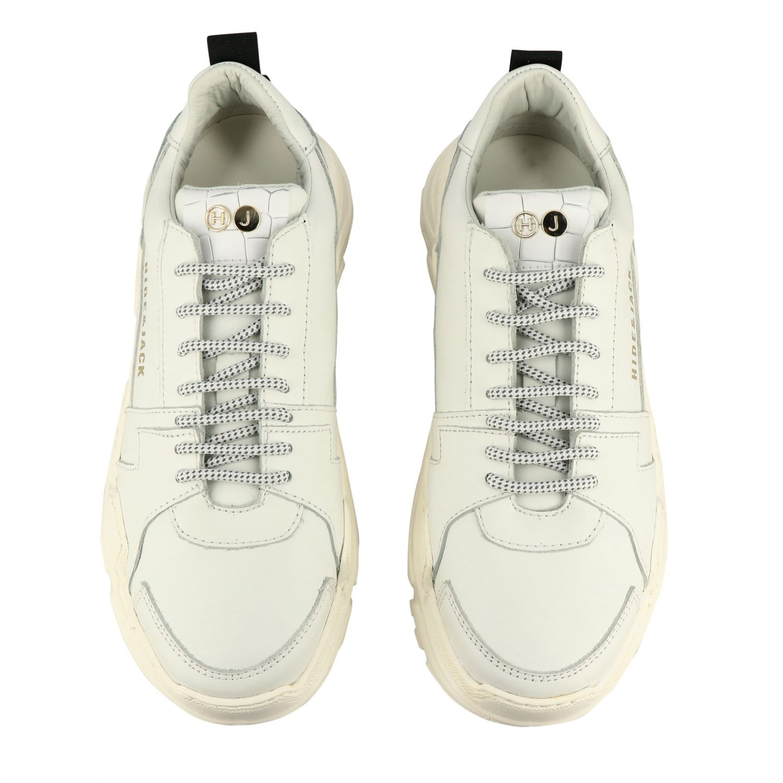 Обувь Женское Hide & Jack белый 3