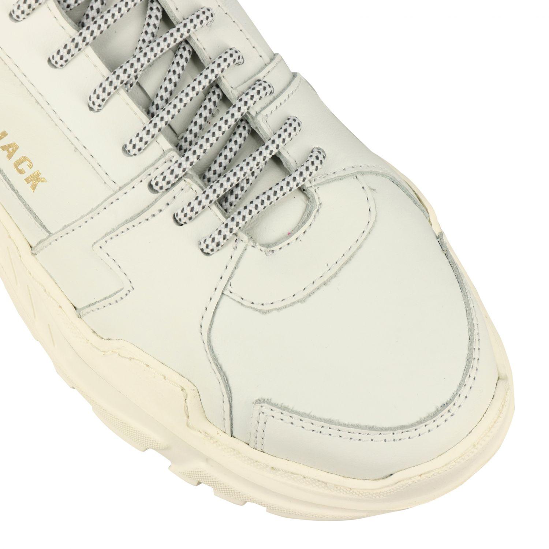 Обувь Женское Hide & Jack белый 4
