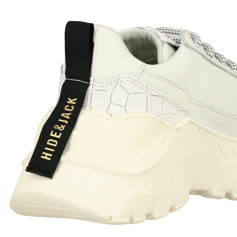 Обувь Женское Hide & Jack белый 5