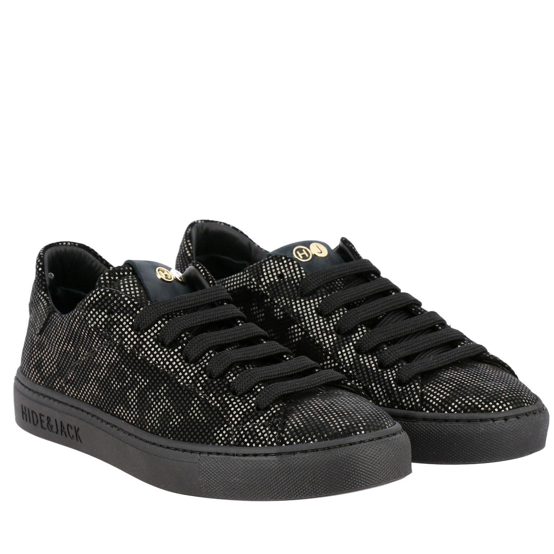 Обувь Женское Hide & Jack черный 2