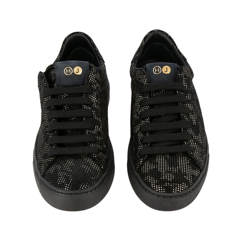 Обувь Женское Hide & Jack черный 3