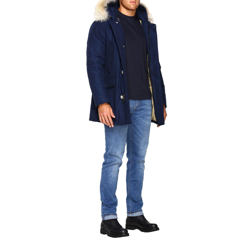 Jeans homme Re-hash délavé 2