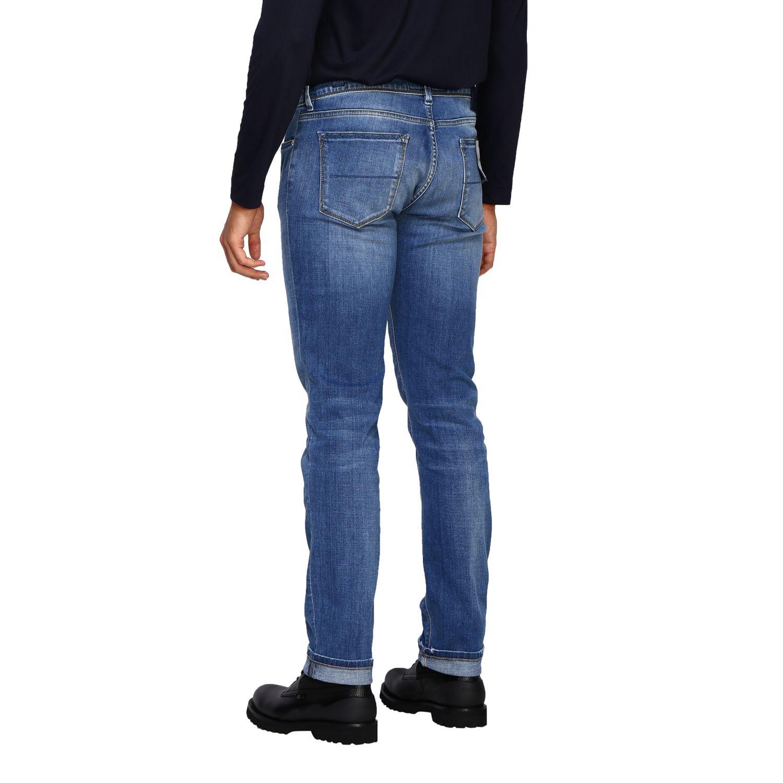 Jeans homme Re-hash délavé 3